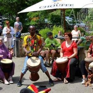 Achouffe, village des artistes 2017-photo 3750
