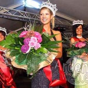 Melanie Nizette est Miss framboise 2009