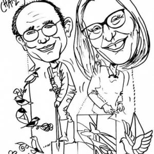 Charly et Myriam - Maroc-9143