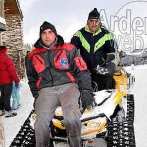 Ski en langlauf in de Ardennen-25