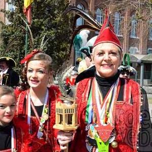 Nathalie Prince carnaval de Hotton,3131