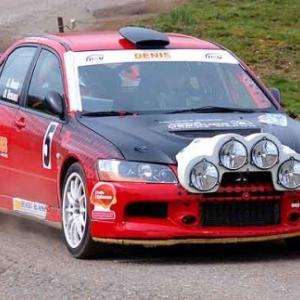Fonds Salamon au Rallye de Wallonie