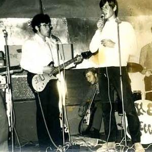 The Beggars en 1966