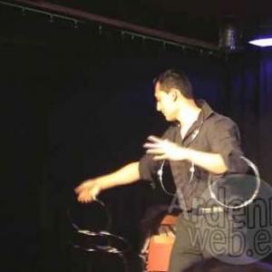 video 136-Edwin Skevee, magicien
