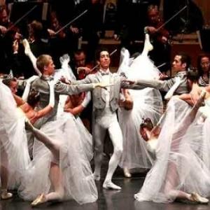 Strauss imperial Ballet-Viennois