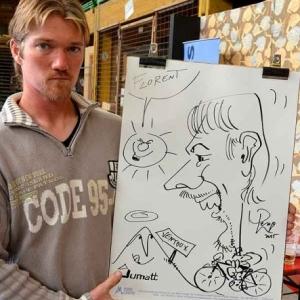 caricature JUMATT-6984