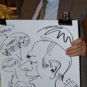 caricature Comarden - 7835