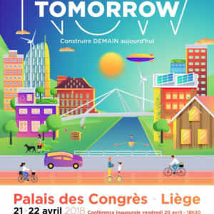 salon de Tomorrownow 21 et 22 avril