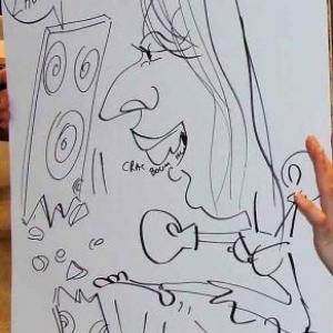 ING - caricature 8169