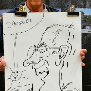caricature JUMATT-6954