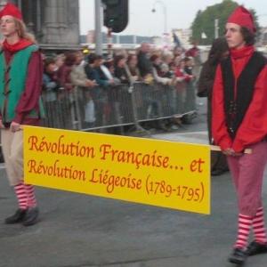 Revoution Francaise et ... Revolution Liegeoise