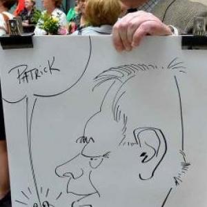Caricatures Bruxelles-Capitale - 814