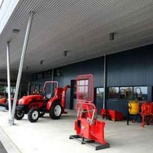 scie a buches pour tracteur professionnel a chevalet