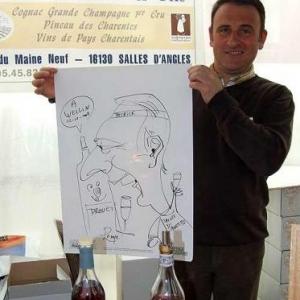 wellin caricature  2729
