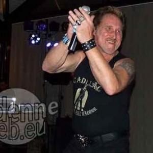 Johnny Cadillac chante Johnny Hallyday