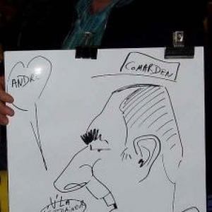 caricature Comarden - 7838
