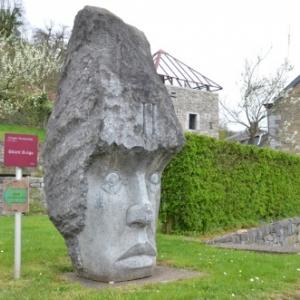 Route des Sculptures. Comblain-au-Pont-5972