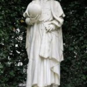 Gérard Mercator (1512-1594) (c) Laszlo Arany