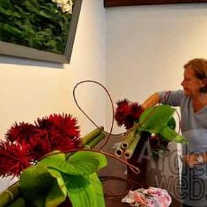 Belgian flower arrangement society -photo 143