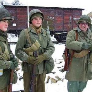 Bihain Marche de la 83eme Division d Infanterie- photo 5495