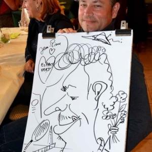 Caricature Jose Michel-4433