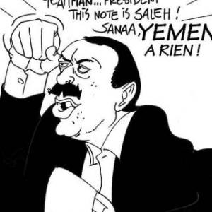 20110523_Au Yemen le president Saleh