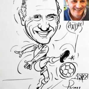 caricature JUMATT-7049