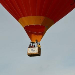 Vol en Montgolfiere en Belgique - 7866