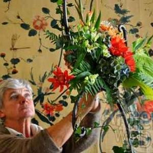 Belgian flower arrangement society -photo 56