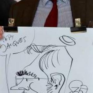 Caricature pour Electrabel-3337