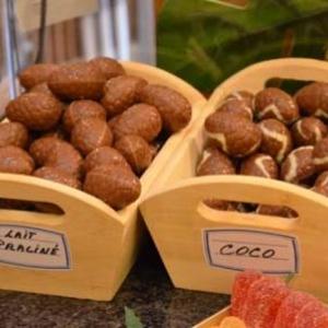 Oeufs de Paques en chocolat - 7439