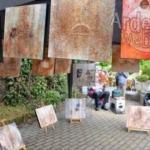 Achouffe, village des artistes 2017-photo 3736