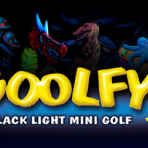 Goolfy mini golf indoor