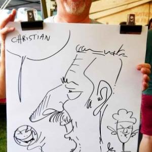 Rencontre des brasseries-caricature-10718