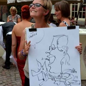 Caricature mariage-7135