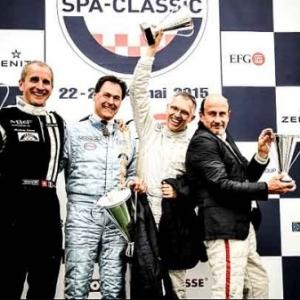 Spa-Classic 2015