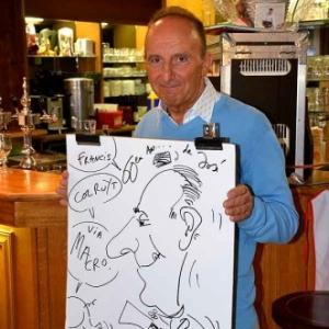 Caricature Jose Michel-4427