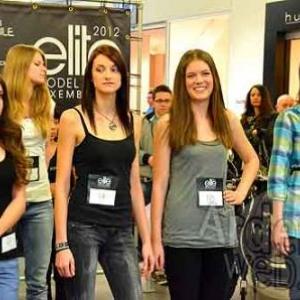 Casting elite model look Luxembourg-1133