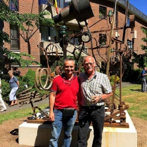 Jean-Pierre Bredo et Norbert Huppertz, Trois-Ponts