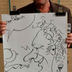 caricature JUMATT-6985