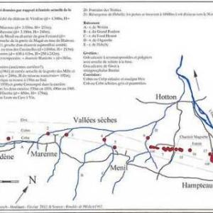 2012-dessin des grottes de Daniel Vanden Bosch