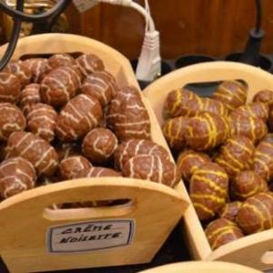 Oeufs de Paques en chocolat - 7443