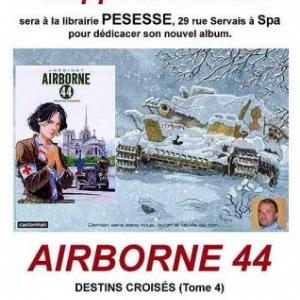 Airborne 44 de Philippe Jarbinet