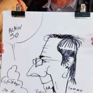Caricature pour Electrabel-3338