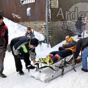 Ski en langlauf in de Ardennen-27