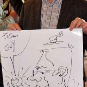 Caricature pour Electrabel-3333