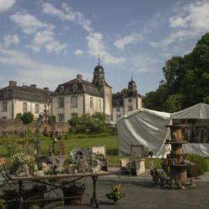 Le plaisir de la chine au Chateau de Deulin