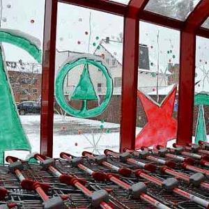 vitrine de NOEL de Jean-Marie Lesage -2453