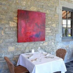 Maison Lemonnier. Embellie. Lavaux-Ste Anne