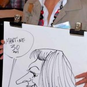 Caricature pour Electrabel-3355